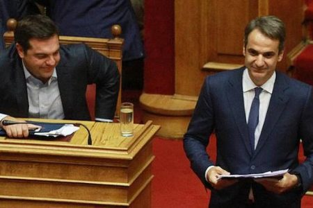 Mitsotakis: 'No other government has harmed the country so much'