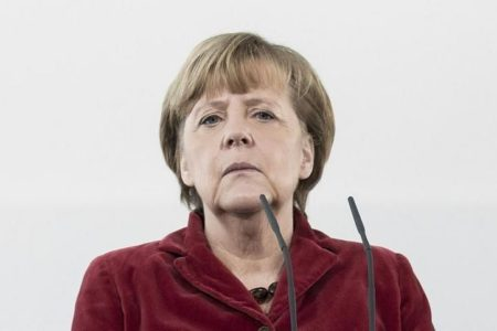 Merkel to Trump: Europe's destiny is 'in our own hands'