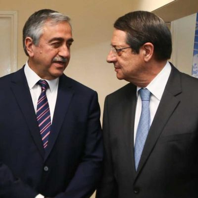 Deal to reunify Cyprus gains momentum