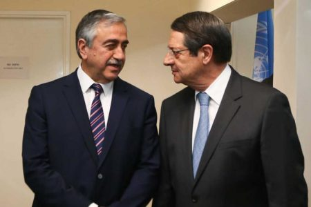 Greek, Turkish Cypriot leaders to hold talks in Geneva