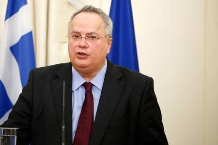 Kotzias shoots down press reports blaming him for breakup of Cyprus talks