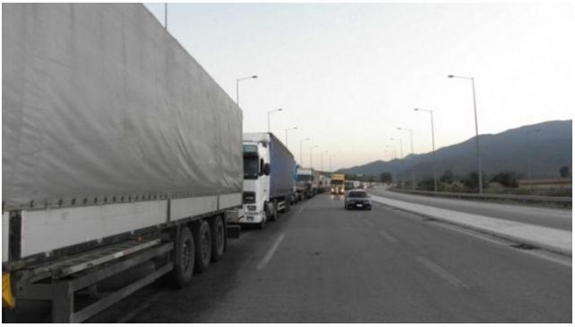Bulgarian carriers ready for counter blockade in case of Greek farmers protests