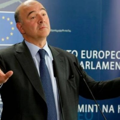 Moscovici: Commission to present positive compliance report for Greece at Eurogroup