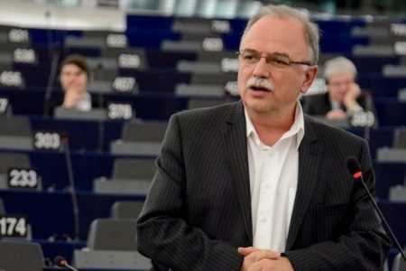 Papadimoulis: Greece should not be drawn into a 'rhetoric trap' with Turkey