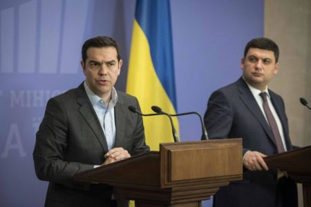 Tsipras: Minsk Agreement for peace in Ukraine should be implemented