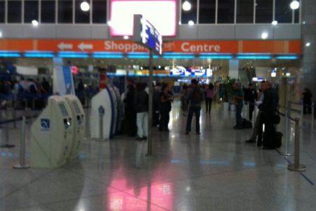 Passenger traffic in Greek airports grew 7.2 pct in Jan-Feb 2017