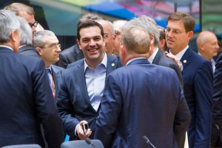 Tsipras: 'Comprehensive solution' for Greek program in April