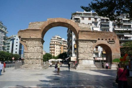 Scientists to examine air pollution damage on Thessaloniki's Arch of Galerius