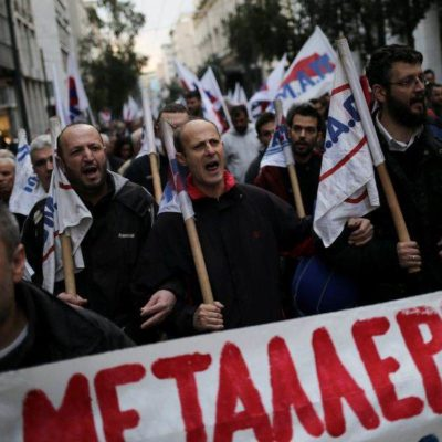 Greek gloom as economy stalls amid latest bout of EU wrangling
