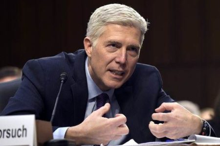 Senate invokes historic 'nuclear option' rules change to confirm Gorsuch