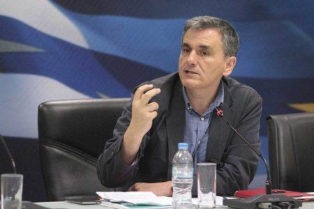 Tsakalotos accuses ND of refusing to support government on debt relief