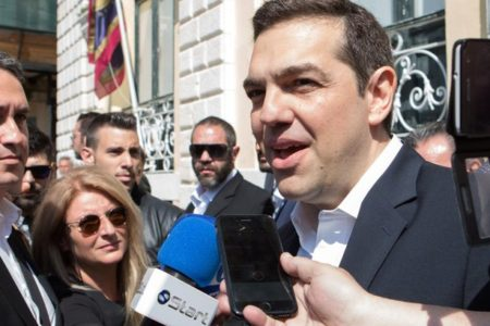 Tsipras: Ithaca exists and we will arrive soon