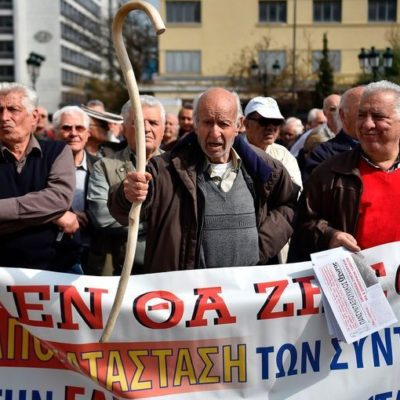 Greece will avoid default after bailout deal – but faces more austerity