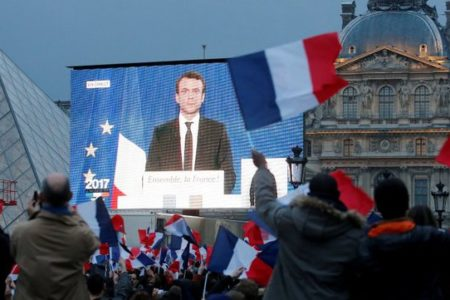 Tsipras: Macron's win offers reprieve for France and Europe