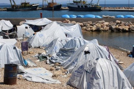 Abandoned and abused: the forgotten Syrian refugee children in a Greek island detention camp