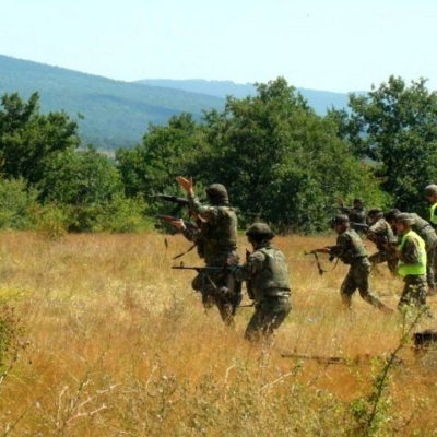 Bulgarian and Greek special forces hold joint anti-terrorist training exercise