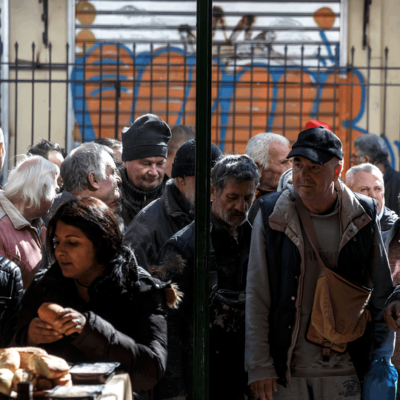 Greek debt crisis: 'People can't see any light at the end of any tunnel'