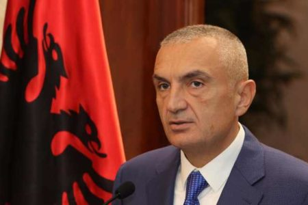 Political maverick sworn in as new President of Albania