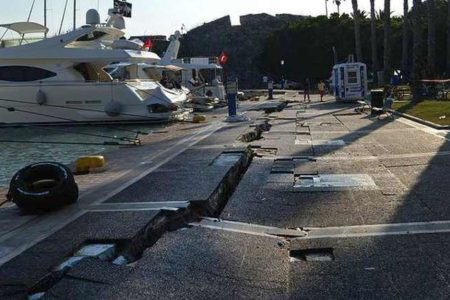 Strong quake rattles Turkey, Greek islands; at least 2 die on Kos