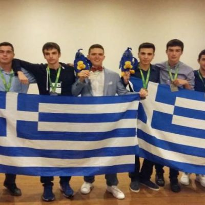 Distinction for Greece at the 58th International Mathematical Olympiad