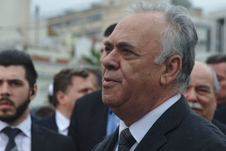 Dragasakis: 'Economic climate starting to change'
