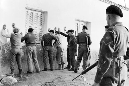 Cypriot fighters seek damages over torture under British rule