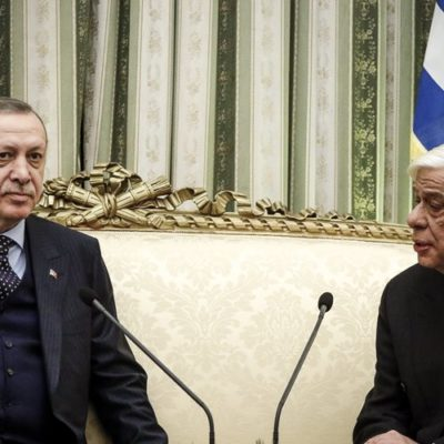 Confrontational Erdoğan stuns Greek hosts on Athens visit