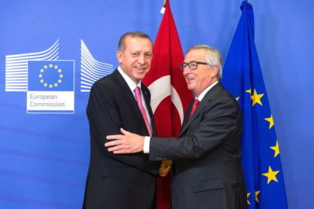 EU and Turkey preparing summit in late March