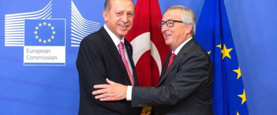 EU and Turkey preparing summit in late March