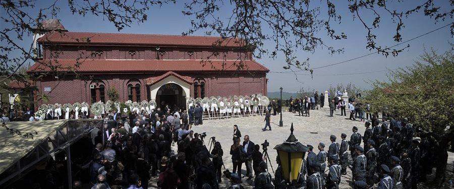 Funeral for fallen Mirage 2000-5 pilot held in Karditsa