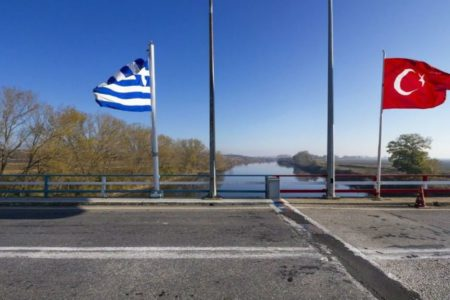 Turkish citizen arrested in Evros for illegal entry to Greece