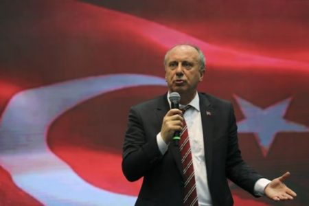Turkey's opposition choose candidates in Presidential election