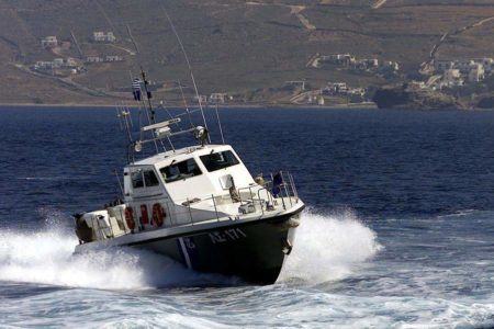 Trafficker arrested following pursuit in the sea region of Kos