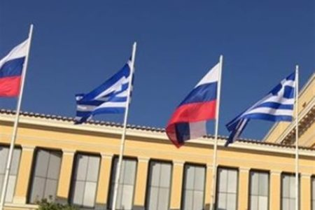 Greece expels two Russian diplomats