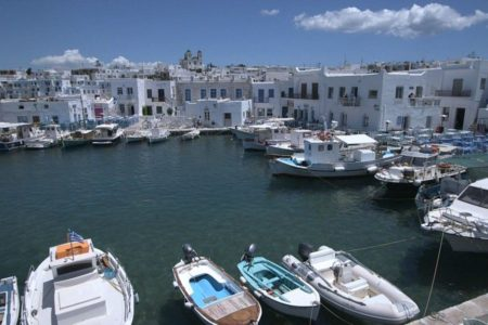 Travel & Leisure: Paros best island in Europe to visit