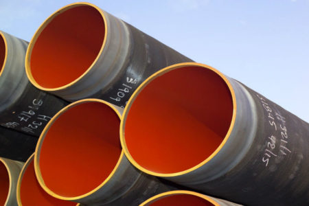 US to impose Greece additional tariffs on steel pipes