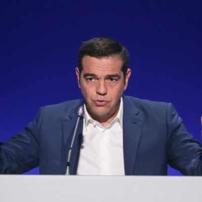 Tsipras to attend meeting between Greece, Cyprus and Egypt