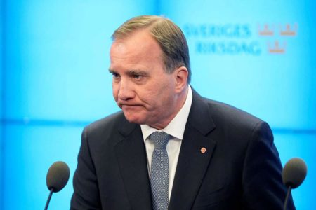 Swedish Prime Minister loses parliamentary confidence vote
