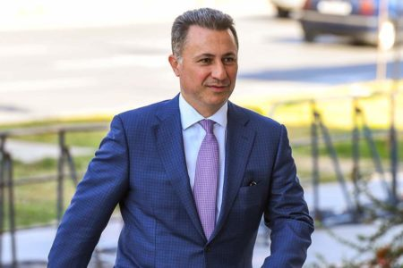 Gruevski seeking asylum in Hungary
