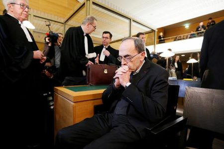 French sexual abuse trial casts new cloud on Catholic Church