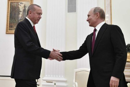 Russia, Turkey mull next steps in war-torn Syria