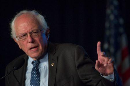 Senator Bernie Sanders calls Trump a 'Racist'