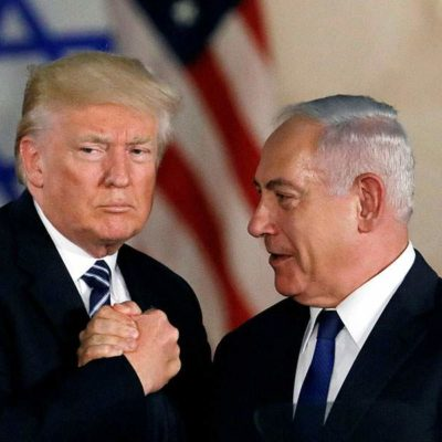 Netanyahu calls for new Golan settlement named for Trump