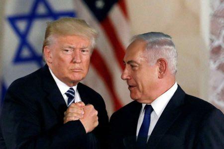 Netanyahu calls for new Golan settlement named for Trump