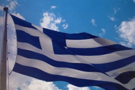 Two German officers who replaced the Greek flag dismissed from Army
