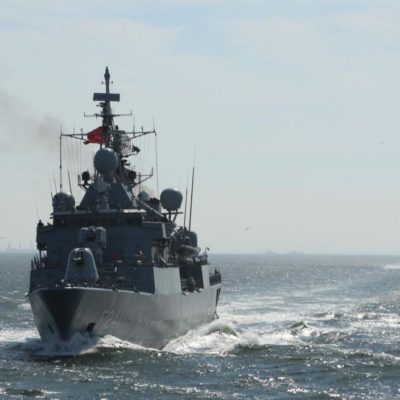 Turkey-Cyprus tensions escalate with naval exercise