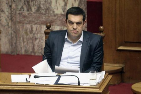 Tsipras faces fight to stay in power after EU elections mauling