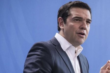Greek PM pledges support for farmers, says recovery can't depend on tourism alone