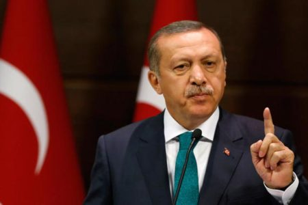 Turkish commission sets up vote on expanding powers of Erdogan