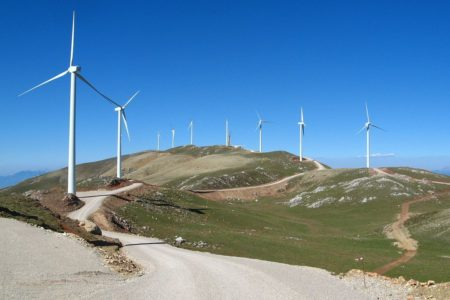 Greece records second best year in wind power installations in 2016
